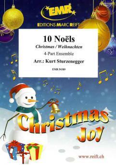 10 NoëlsStandard