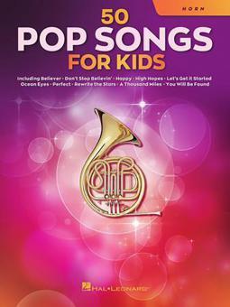 50 Pop Songs for Kids
