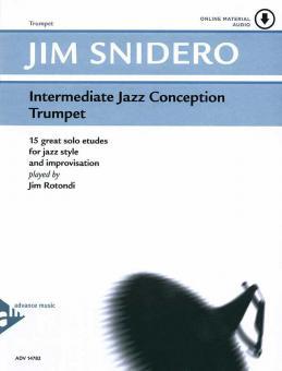 Intermediate Jazz Conception Trumpet
