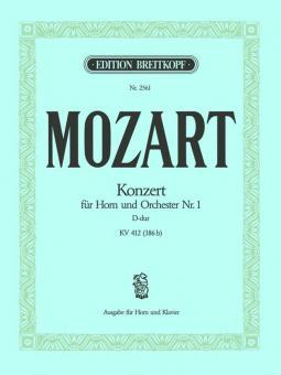 Horn Concerto D Major K.412