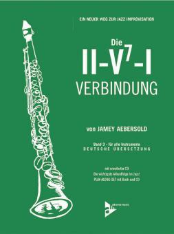 Aebersold Vol.3 Die II-V-I Verbindung