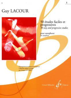 50 Easy and Progressive Studies 1