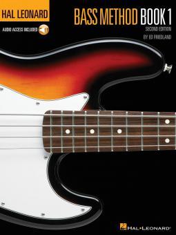 Hal Leonard Bass Method Book 1