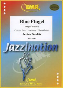 Blue FlugelStandard