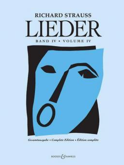 Lieder Vol. 4