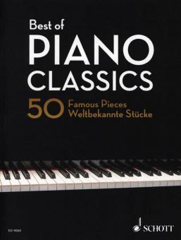 Best of Piano ClassicsStandard