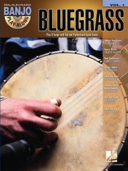 Banjo Play-Along Vol. 1: Bluegrass