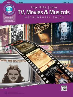 Top Hits From TV, Movies & Musicals