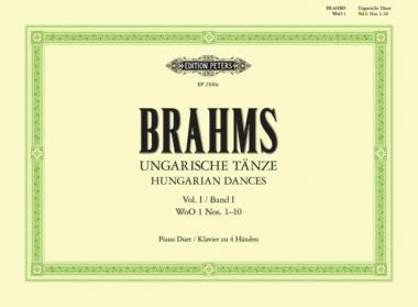 Hungarian Dances Vol. 1
