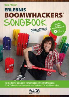 Erlebnis Boomwhackers Songbook - mit MP3-CD