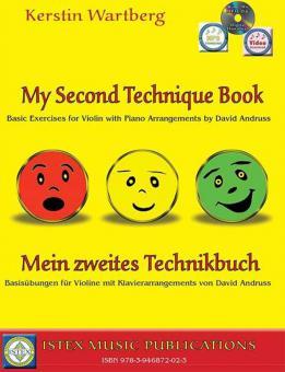 My second Technique Book