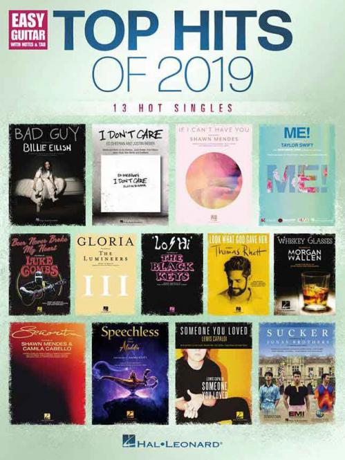 Top Hits of 2019