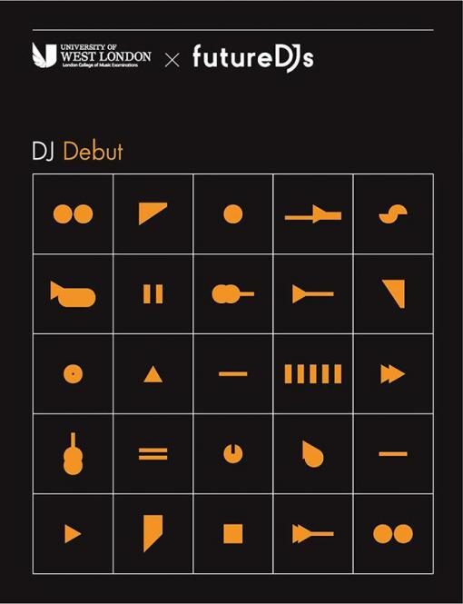 London College of Music DJ Handbook Debut - 2021