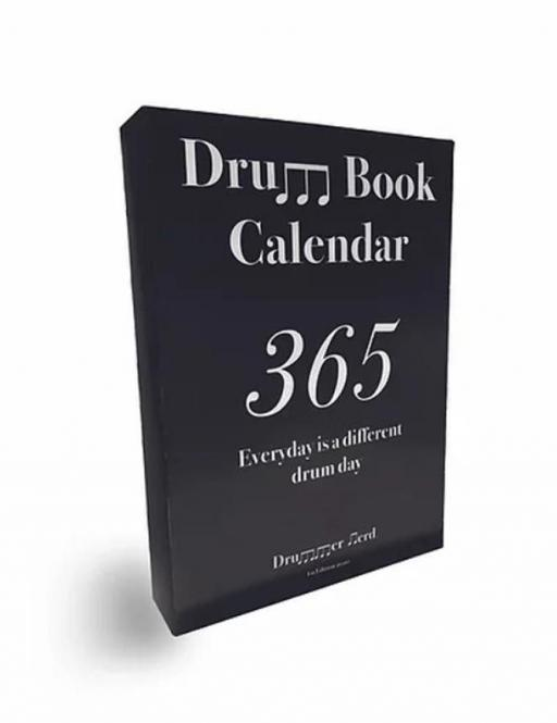 Drum Book Calendar 365
