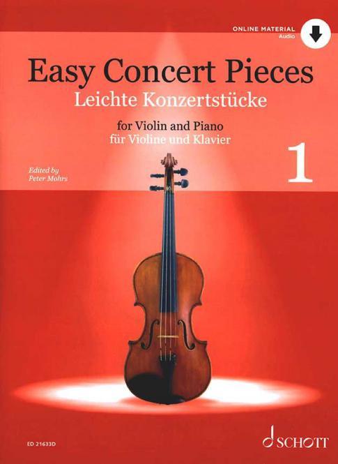 Easy Concert Pieces 1