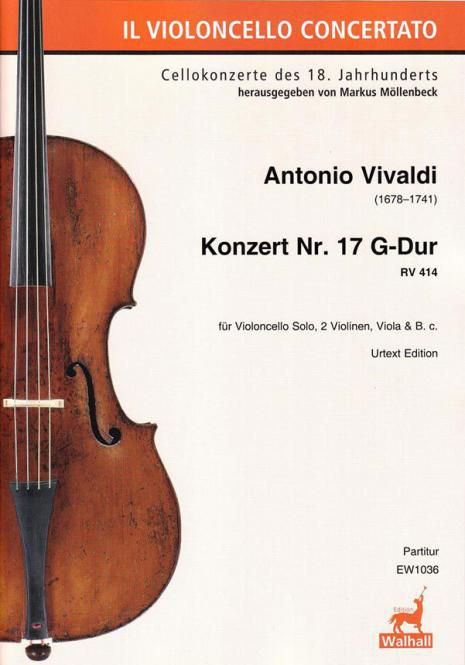 Konzert Nr. 17 G-Dur RV 414