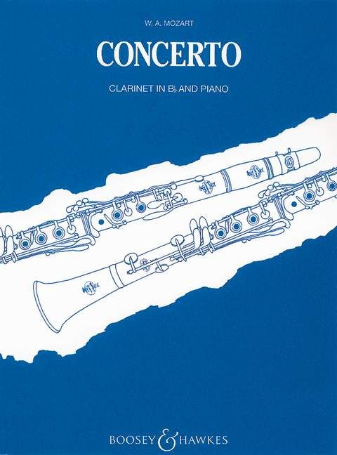 Clarinet Concerto A Major K.622
