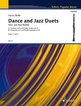 Dance and Jazz Duets Vol. 1 Standard