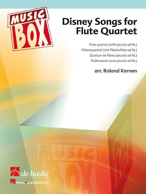 Disney Songs for Flute Quartet
