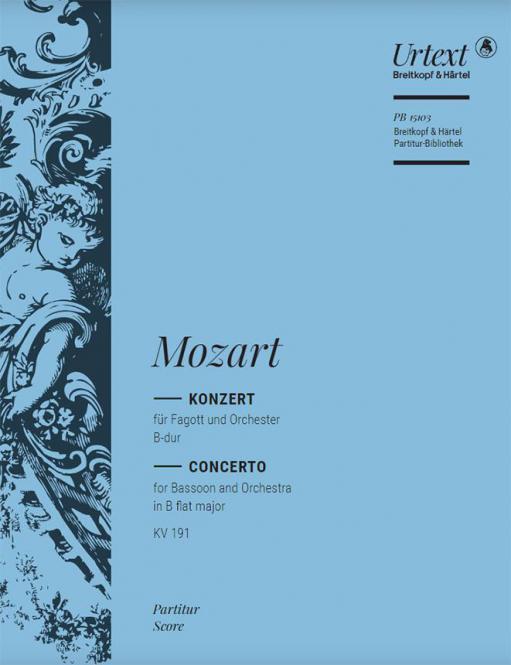 Bassoon Concerto Bb major K. 191