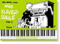Meine Klavierschule Band 2