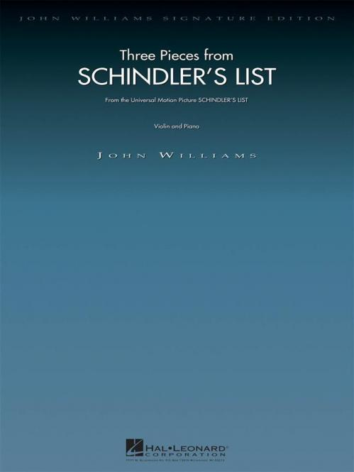 3 Pieces from Schindler's List