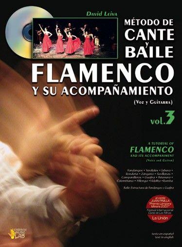 Metodo de Cante y Baile Flamenco y su Acompanamiento Vol.3