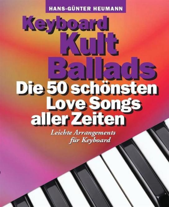 Keyboard Kult Ballads