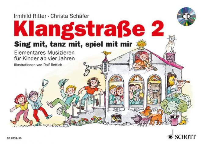 Klangstraße 2 - Kinderheft