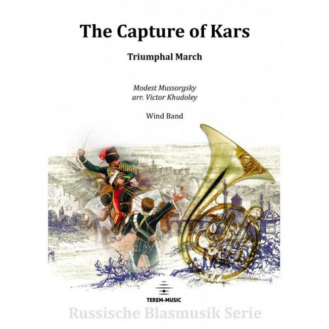 The capture of Kars