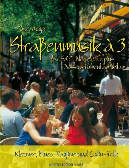 Straßenmusik à 3 Heft 1