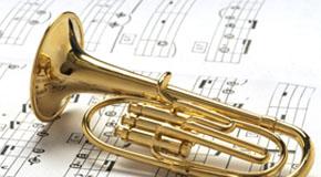Partiture per corno baritono e corno tenore