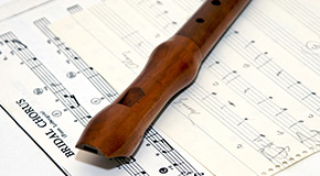 Partiture per flauto dolce