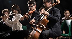 Partiture per gruppi di orchestra