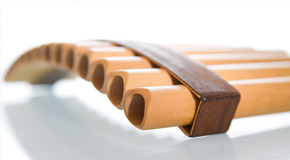 Partiture per flauto di pan