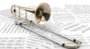 Partiture per trombone