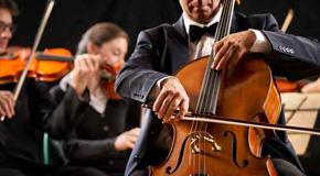 Partiture per orchestra di strumenti a corda