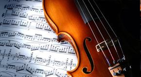Partiture per violino